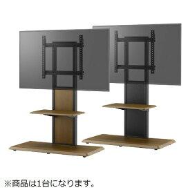 朝日木材 ASAHI WOOD PROCESSING 40〜65V型対応 壁寄せテレビスタンド SWING ウォルナットグレイン AS-WB850