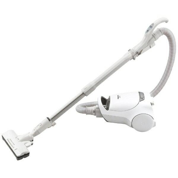 パナソニック Panasonic MC-PA110G-W 紙パック式掃除機 ホワイト [紙パック式][MCPA110GW 掃除機]