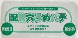 家庭化学工業 Kateikagakukogyo 配管穴埋めパテ 1kg ライトグレー P