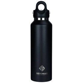 REVOMAX レボマックス 真空断熱ボトル 592ml REVOMAX2 ONYXBLACK(オニキスブラック) DWF-20419B[DWF20419B]