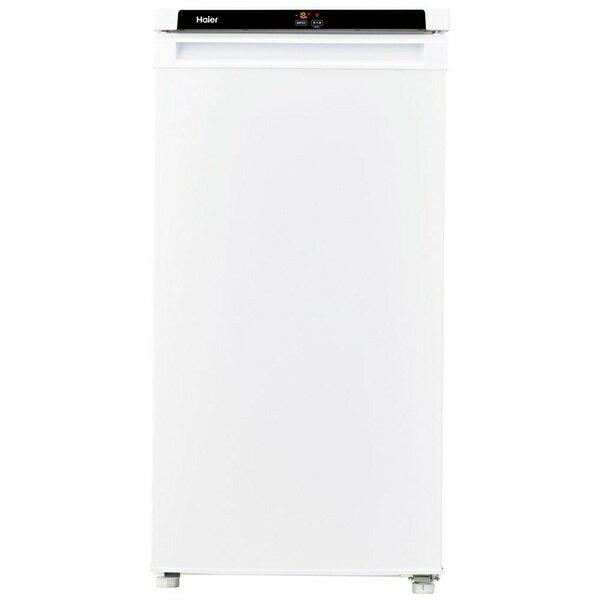 ハイアール Haier JF-NU102B-W 冷凍庫 Haier Live Series ホワイト [1ドア /右開きタイプ /102L][JFNU102B]
