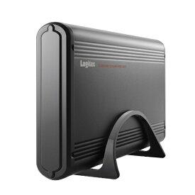 エレコム ELECOM HDDケース/3.5インチHDD/アルミボティ/USB3.1対応 LGB-EKU3