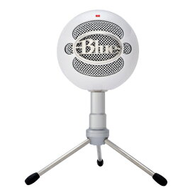 FOX USBマイク【Blue Microphones】Snowball iCE 1974 ホワイト