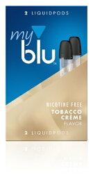 インペリアル・タバコ・ジャパン Imperial Tobacco Japan 電子たばこ 「myblu(マイブルー)」 フレーバーポッド  たばこバニラ