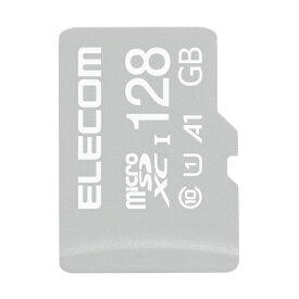 エレコム ELECOM microSDXCカード MF-TMU11IKA_XCシリーズ MF-TM128GU11IKA [128GB /Class10][MFTM128GU11IKA]
