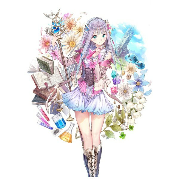 コーエーテクモゲームス ルルアのアトリエ 〜アーランドの錬金術士4〜 プレミアムボックス【PS4】