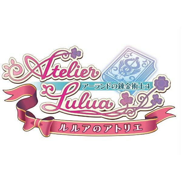 コーエーテクモゲームス KOEI ルルアのアトリエ 〜アーランドの錬金術士4〜 スペシャルコレクションボックス【PS4】