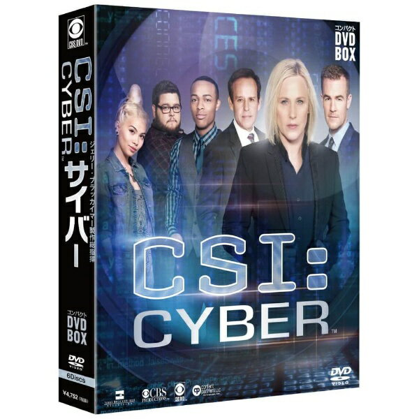 ソニーピクチャーズエンタテインメント CSI:サイバー コンパクト DVD-BOX【DVD】