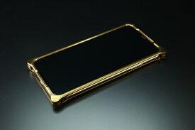 GILD design ギルドデザイン ギルドデザイン ソリッドバンパー for iPhoneX/XS シグネイチャーゴールド GI-422SG シグネイチャーゴールド