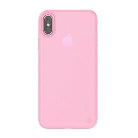 SWITCH EASY スイッチイージー iPhoneXS対応 0.35UltraSlim SEI9SCSPP35PK Pink