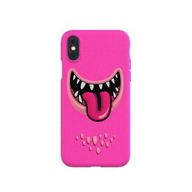 SWITCH EASY スイッチイージー iPhoneXS対応 Monsters SEI9SCSTPMTPK Pink