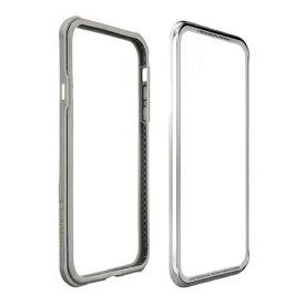 SWITCH EASY スイッチイージー iPhoneXS対応 iGLASS SEI9SCSGAIGSV Silver