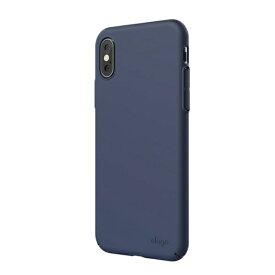 ELAGO エラゴ iPhone XS Max対応 SLIMFIT2018 ELI9LCSPCF1JI JeanIndigo