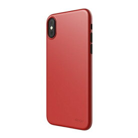 ELAGO エラゴ iPhone XS Max対応 INNERCORE2018 ELI9LCSPPICRD Red