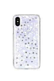 Bling My Thing ブリングマイシング iPhoneXS対応 MilkyWayWhite BMI9SCSDLMEAT ANGELTEARS