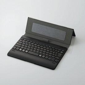 エレコム ELECOM TK-CAP02BU キーボード[Win/iOS/Android] ブルー [Bluetooth /ワイヤレス][TKCAP02BU]