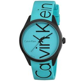 カルバンクライン CALVIN KLEIN COLOR [メンズ腕時計 /電池式] K5E51TVN ブルー [並行輸入品]