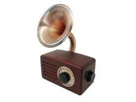 aiwa アイワ ブルートゥース スピーカー SB-FH20 ブラウンウッド [Bluetooth対応][SBFH20]