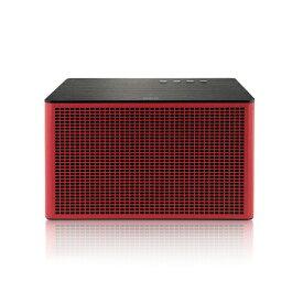 GENEVA ジェネバ ブルートゥース スピーカー Acustica Lounge GENEVA Acustica Lounge Red 875419016320JP [Bluetooth対応][875419016320JP]