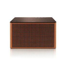 GENEVA ジェネバ ブルートゥース スピーカー Acustica Lounge 875419016337JP Cognac [Bluetooth対応][875419016337JP]