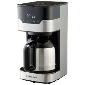 ラッセルホブス Russell Hobbs 7653JP コーヒーメーカー グランドリップ[ステンレス 8杯 7653JP]