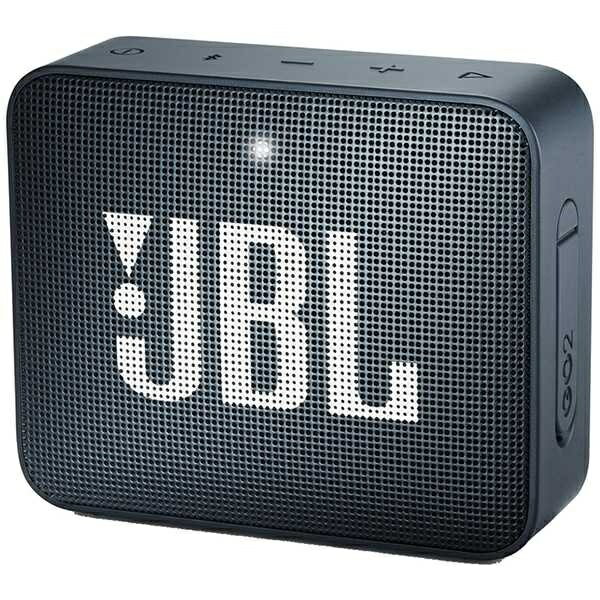 JBL ブルートゥーススピーカー JBLGO2NAVY ネイビー [Bluetooth対応 /防水] 【ビックカメラグループオリジナル】