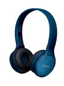 パナソニック Panasonic ブルートゥースヘッドホン ブルー RP-HF410B-A [リモコン・マイク対応 /ワイヤレス][RPHF410BA]