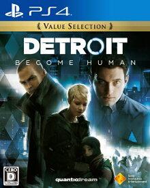 ソニーインタラクティブエンタテインメント Sony Interactive Entertainmen Detroit: Become Human Value Selection【PS4】 【代金引換配送不可】