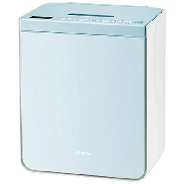 日立 HITACHI ふとん乾燥機 HFK-BK700-A パールブルー [マット無タイプ /ダニ対策モード搭載][HFKBK700]【point_rb】