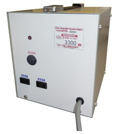 日章工業 NISSYO INDUSTRY MTE-3300 変圧器