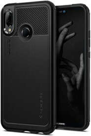 SPIGEN シュピゲン HUAWEI P20 lite Marked Armor Black