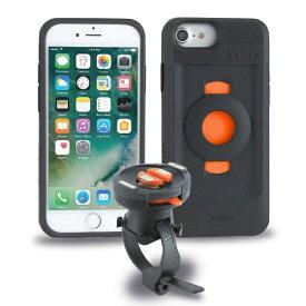 TIGRA ティグラ 自転車 バイク スマホホルダー FitClic Neo BIKE KIT for iPhone8Plus/7Plus/6SPlus/6Plus FN-IPH68P-BK