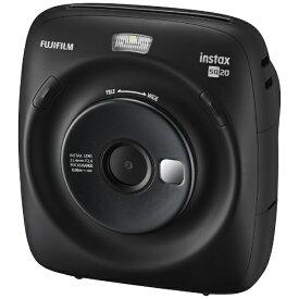 富士フイルム FUJIFILM ハイブリッドインスタントカメラ 『チェキ』 instax SQUARE SQ20 マットブラック[チェキ 本体 カメラ INSSQUARESQ20BLACK]