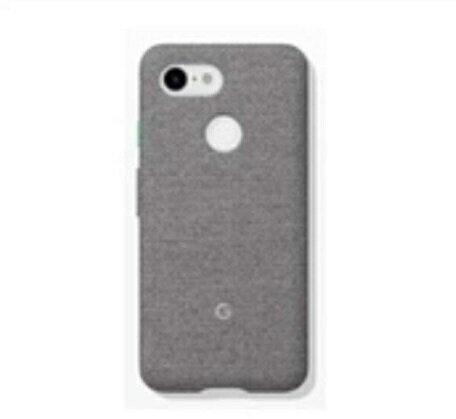 Google グーグル Fabric Case for Pixel 3(グレー) ZUA05N