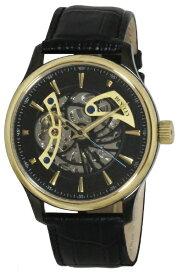 ベントレー BENTLEY 機械式腕時計 BT-AM075-BKG