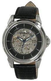 ベントレー BENTLEY 機械式腕時計 BT-AM077-BKB