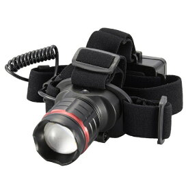 オーム電機 OHM ELECTRIC ヘッドライト LC-Z23B7 [LED /単4乾電池×3 /防水]