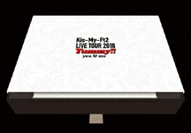 エイベックス・エンタテインメント Avex Entertainment Kis-My-Ft2/ LIVE TOUR 2018 Yummy!! you&me 初回盤【DVD】
