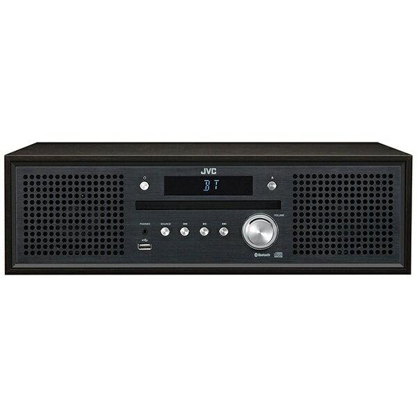 JVC ジェイブイシー コンパクトコンポーネントシステム NX-W31 ブラック [ワイドFM対応 /Bluetooth対応] 【ビックカメラグループオリジナル】[NXW31]【point_rb】