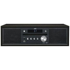 JVC ジェイブイシー 【ビックカメラグループオリジナル】コンパクトコンポーネントシステム NX-W31 ブラック JVC [ワイドFM対応 /Bluetooth対応][CDコンポ NXW31]【point_rb】
