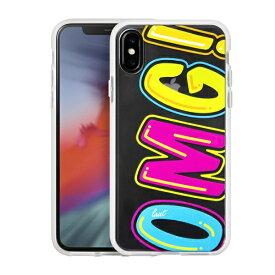 LAUT ラウ iPhone XS 5.8インチ用 LAUT OMG! LAUT_IP18-S_OMG