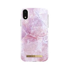 IDEAL OF SWEDEN iPhone XR用ケース ピリオン ピンク マーブル IDFCS17-I1861-52