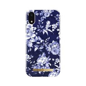 IDEAL OF SWEDEN iPhone XR用ケース セイラーブルーブルーム IDFCS18-I1861-69