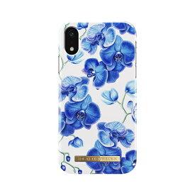 IDEAL OF SWEDEN iPhone XR用ケース ベイビーブルーオーキッド IDFCS18-I1861-70