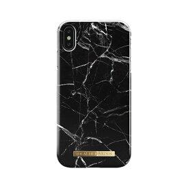 IDEAL OF SWEDEN iPhone XS MAX用ケース ブラックマーブル IDFC-I1865-21