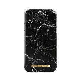 IDEAL OF SWEDEN iPhone XR用ケース ブラックマーブル IDFC-I1861-21