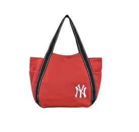 イーカム MLB スウェット バルーントートバッグ YK-101 レッド