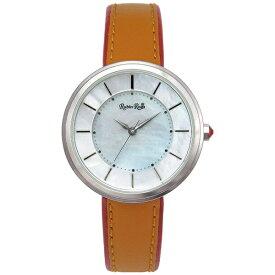 ルビンローザ Rubin Rosa ソーラーパワー レディース腕時計 R060 Series R060SWHBR