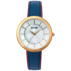 ルビンローザ Rubin Rosa ソーラーパワー レディース腕時計 R060 Series R060PWHBL