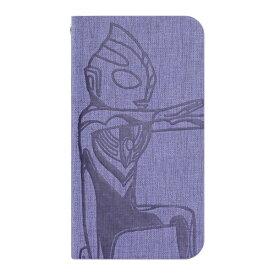 CCCフロンティア CCC FRONTIER iPhone XS/X用 ウルトラマン コレクション by シンジ カトウ ウォレットケース ULTRAMAN TIGA